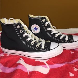 Converse Chuck Taylors high tops